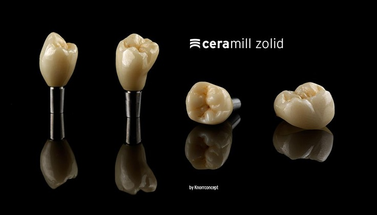 Zolid on implants